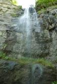 Легенда про дівочі водоспади